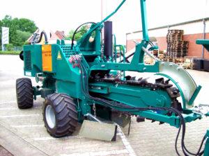 Trencher Gravemaster 4 - 4 Wheel drive